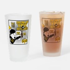 Unique Drink up bitches Drinking Glass