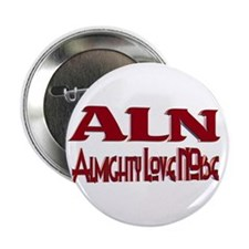 """Almighty Love Noise 2.25"""" Button (100 pack)"""