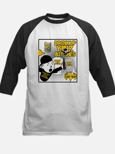 Drink up Yinz Bitches 2016 Baseball Jersey