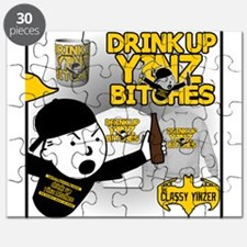 Drink up Yinz Bitches 2016 Puzzle