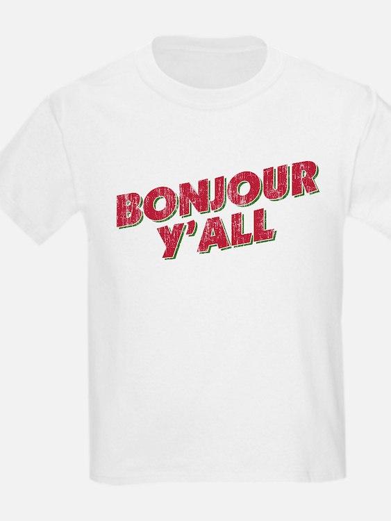 Cute Bonjour T-Shirt