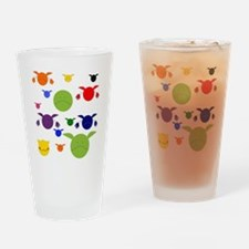 Cute Uc Drinking Glass