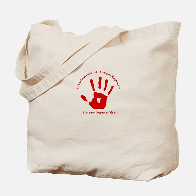 Band of the Red Hand Tote Bag