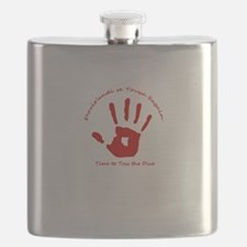 Band of the Red Hand Flask