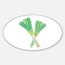 Green Onions Decal