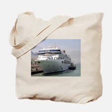Just Cruisin': Superstar Virgo Cruise shi Tote Bag