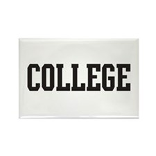 College Animal House Inspired Rectangle Magnet