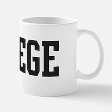 College Animal House Inspired Mug