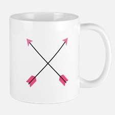 Crossed Arrows Mugs