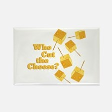 Who Cut Cheese Magnets