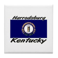 Harrodsburg Kentucky Tile Coaster