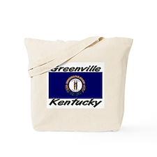 Greenville Kentucky Tote Bag