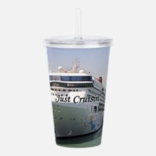 Just Cruisin': Superst Acrylic Double-wall Tumbler