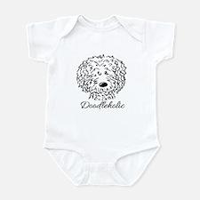 KiniArt Doodleholic Infant Bodysuit