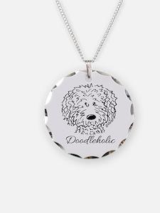 KiniArt Doodleholic Necklace