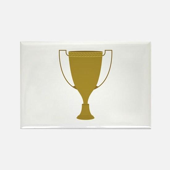 1st Place Trophy Magnets