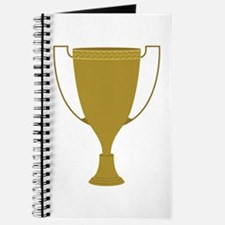 1st Place Trophy Journal
