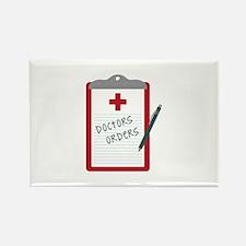 Doctors Orders Magnets