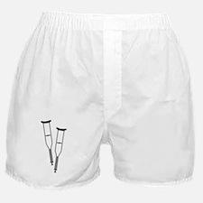 Crutches Boxer Shorts