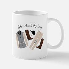 Horseback Riding Mugs