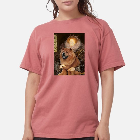 5.5x7.5-Queen-Chow1.png Womens Comfort Colors Shir