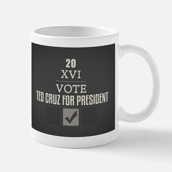 Enjoy this graphic design promoting Senator Ted Cr