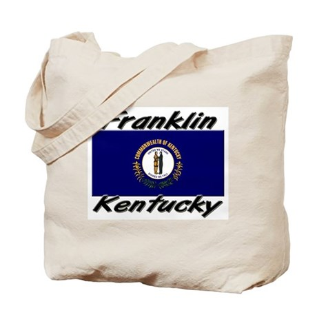 Franklin Kentucky Tote Bag
