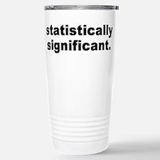 Cool Statistician Travel Mug