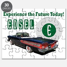Funny Vintage cars Puzzle