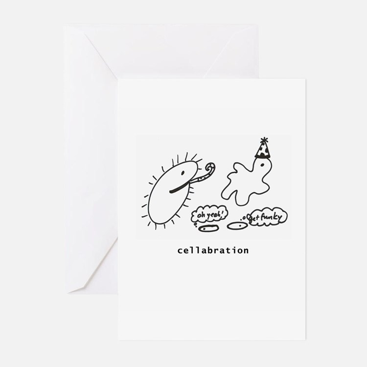 Cute Silly words Greeting Cards (Pk of 20)