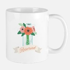 Reserved Flowers Mugs