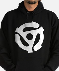Funny 45rpm Hoodie