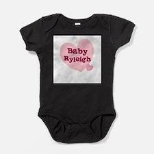Funny Ryleigh Baby Bodysuit