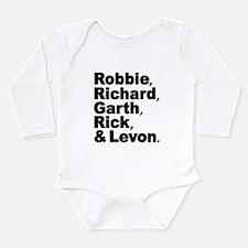 Unique Waltz Long Sleeve Infant Bodysuit