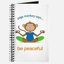 Cute Yoga kids Journal