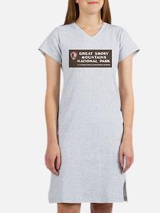 Great Smoky Mountains National Women's Nightshirt