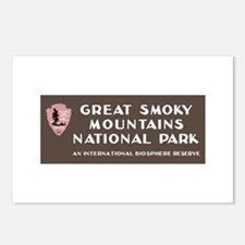 Great Smoky Mountains Nat Postcards (Package of 8)