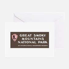 Great Smoky Mountains Na Greeting Cards (Pk of 10)