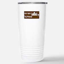 Taj Mahal, India Stainless Steel Travel Mug