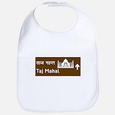 Taj Mahal, India Bib