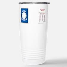 Cute Apba Travel Mug