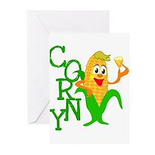 Unique Cob Greeting Cards (Pk of 20)