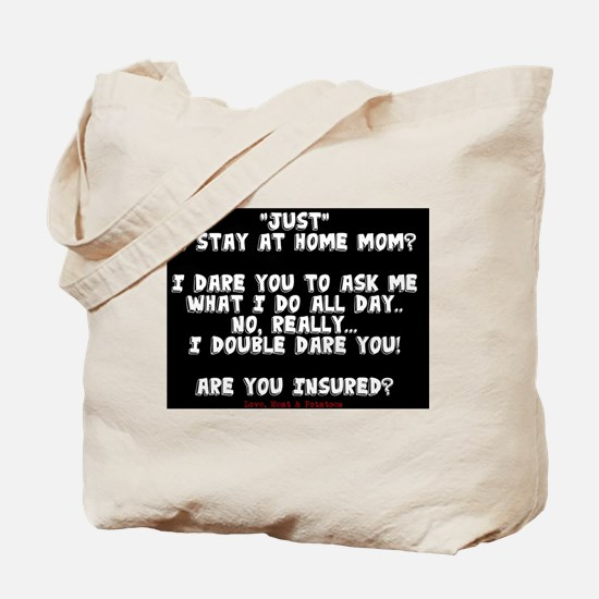 Cute Sahm Tote Bag