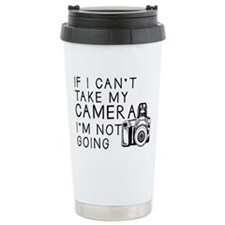 Funny Photography Stainless Steel Travel Mug