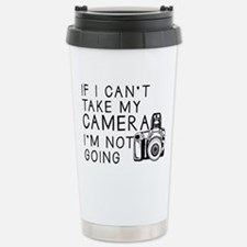 Unique Photographers Travel Mug