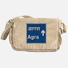 Agra, India Messenger Bag