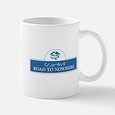Road to Nowhere, Canada Mug