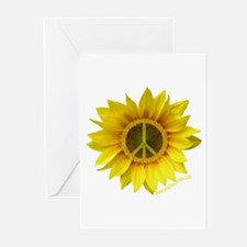 Cute Hippie Greeting Cards (Pk of 20)