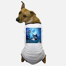 Awesome marlin Dog T-Shirt