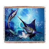 Marlin Woven Blankets